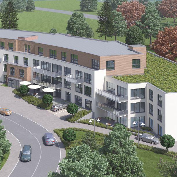 Triodos Bank finanziert Umbau und Erweiterung von zwei Pflegeeinrichtungen